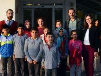 Yavuz Selim Ortaokulu, Sevgi Çocukları Down Cafe'yi ziyaret etti