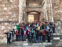 Gazi Ortaokulu, Manisa'yı karış karış dolaştı