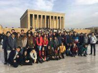 Aybek Turizm 18 Kasım'da Ankara turunu gerçekleştirdi