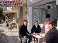 Yavuz Sigorta yeni yerinde Lokma hayrı yaptı