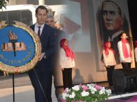 24 Kasım Öğretmenler Günü törenle kutlandı