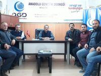 Anadolu Gençlik Derneği Akhisar temsilciliği, öğretmenler gününü kutladı