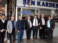 Ahmet Şen, Lokantacılar Oda başkanlığına adaylığını açıkladı