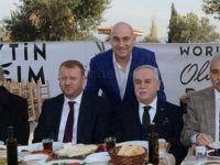 Bakan Yardımcısı Daniş, Zeytinde en büyük payı Akhisar alacak