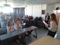 Merkez'de öğretmenler günü etkinlikleri