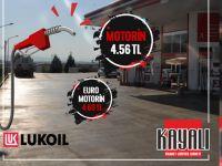 Lukoil'de depolar fulleniyor