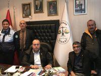 Büyükşehir'den Akhisar Pazarcılar Odasına ziyaret