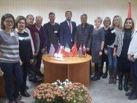 Akhisar Anadolu İmam Hatip Lisesi Letonya'dan döndü