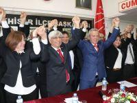 İsmail Şahin, yeniden başkan adayı oldu
