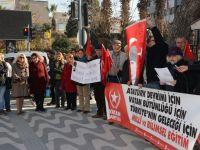 Vatan Partisinden, Kudüs ve Atatürksüz Müfredata Hayır açıklaması