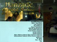 Hanzade Güzellik Salonunda yılbaşına özel kampanya