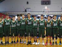 Ali Şefik Basketbol takımı il şampiyonu oldu