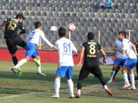 T.M Akhisarspor, son 16'ya adını yazdırdı