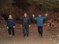 Doğa yürüyüşü 14'üncü hafta parkuru yine Hasköy oldu