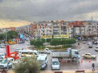 Akhisar'da yağmurlar şimdilik gitse de!
