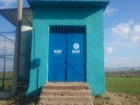 Akhisar Doğuca Mahallesi'nin hidrofor tesisi yenilendi