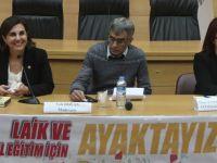 Laik ve Bilimsel Eğitimi Kazanacağı paneli Akhisar'da düzenlendi