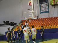 Özel Eksen Temel Lisesi Basketbol Genç Erkek takımının büyük başarısı