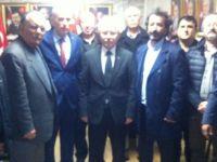 TEMAD'tan AK Parti'ye ziyaret