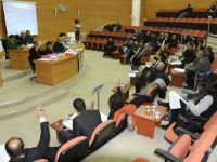 Akhisar Belediyesi 2018 yılı ilk meclisi yapıldı