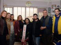 Sevgi Çocukları Derneği, gazeteciler günümüzü kutladı