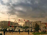 Akhisar'da sis yerini yağmura bırakacak