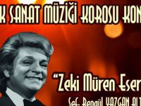 ASDER Türk Sanat Müziği korosu konseri
