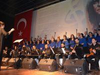 ASDER, TSM Zeki Müren Eserleri Müzikseverleri Coşturdu