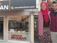 Reklamcı Hasan açıldı