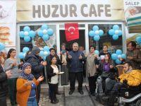 Huzur Cafe hizmete açıldı