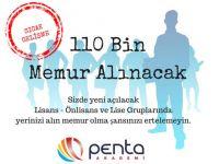 Penta Akademi KPSS kursları başlıyor