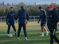 T.M Akhisarspor, Boluspor maçı hazırlıklarına başladı