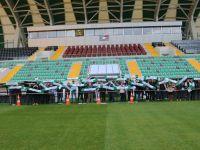 Spor Toto Akhisar Belediye Stadyumu turlarından Akhisarlılar memnun
