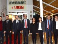 Türk Eğitim-Sen, Down Cafe'yi ziyaret etti