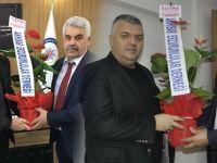 Akhisar Erzurumlular derneğinden ziyaretler