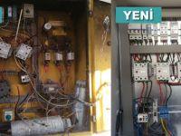 MASKİ, Akhisar'ın 4 Mahallesi'nde elektrik panolarını yeniledi