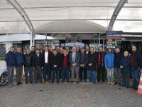 Erzurumlular Derneği yeni başkanı Basınla kahvaltı yaptı