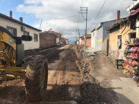 Kapaklı Mecidiye arası asfalta hazırlanıyor
