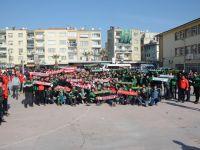 Akigolar, Antalyaspor taraftarına Ramiz Köfte ikramı