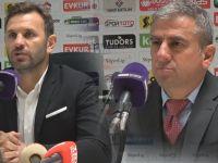 T.M. Akhisarspor, Antalyaspor maçı ardından