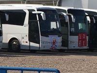 Antalyaspor otobüsüne yolda çirkin saldırı!