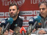 Ziraat Türkiye Kupası T.M. Akhisarspor, Kayserispor maçı ardından
