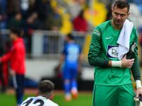 T.M. Akhisarspor, Kasımpaşa'da mağlup oldu