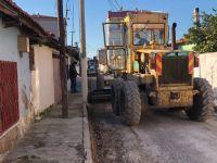 Mahallelerde çalışmalar devam ediyor