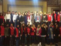 Gençlik Merkezleri arası şiir okuma yarışması Manisa'da yapıldı