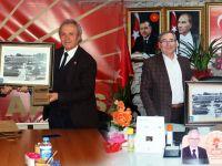 ATSO başkan adayı Boşnak'tan AK Parti ve CHP'ye tebrik ziyareti