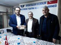 ATSO başkan adayı Boşnak, meclis üyesi adayları ile birlikte ziyaretlerine devam ediyor