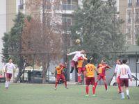 Kayalıoğluspor, Çağlayanspor'u 5-1 mağlup etti