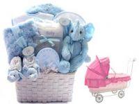 Bebek Şekeri Sepeti Modellerine Ulaşmak Çok Kolay!