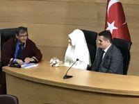 Akhisar'da 9 çift, 14 Şubat'ta 'evet' dedi